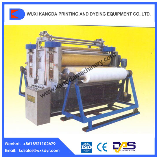 Fabric Mercerising Machine