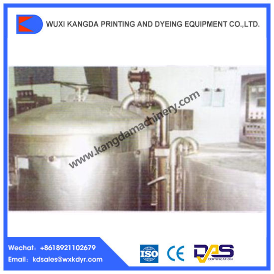 High Temperature Gauze Scouring And Bleaching Machine