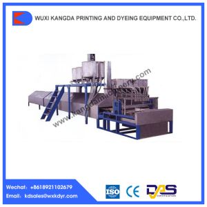 Hank Yarn Sub-sectional Dyeing Machine