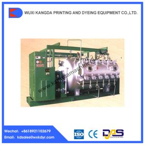 High Temperature High Pressure Jigger Dyeing Machine