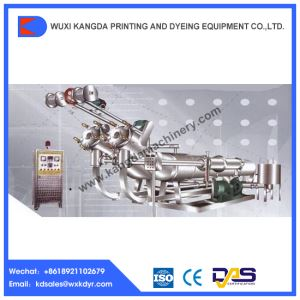 High Temperature High Pressure Overflow Dyeing Machine