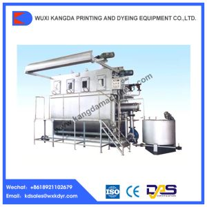 Normal Temperature Overflow Dyeing Machine