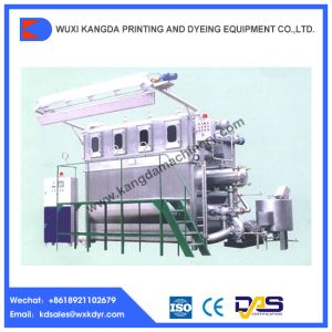 Normal Temperature Overflow Dyeing Machine for Fabric