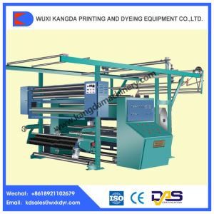 Open-width Knitted Fabric Singeing Machine