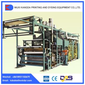 Woven Fabric Singeing Machine
